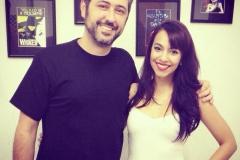 Rafa e Mia Bastos – 2014 no EVRB