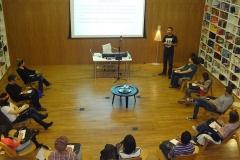 Workshop de Canto Livraria Cultura - 2014