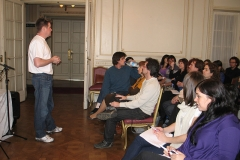 Workshop Com Jeffrey Skouson - Buenos Ayres 2009​