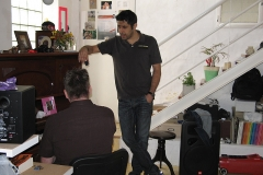 Workshop Com Jeffrey Skouson - Buenos Ayres 2009